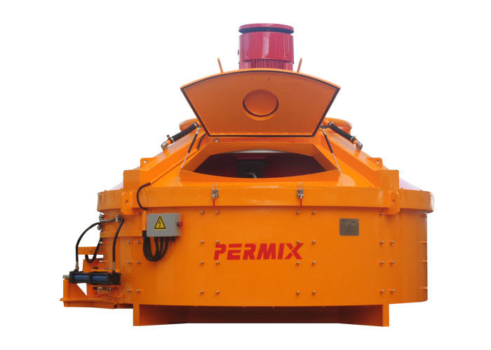 PMC2500 Planetary Concrete Mixer With 90KW Mixing Power Flexible Layout