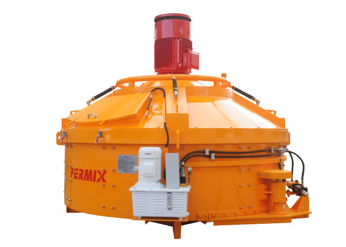 330L Output Capacity Refractory Pan Mixer PMC330 Short mixing time Metro Tunnel Segments